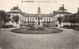 CPA SAINT MANDE - L'HOSPICE ST MICHEL - Saint Mande