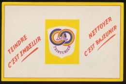 Buvard - Teindre C´est Embellir - Teinture  - Nettoyer - Blotters