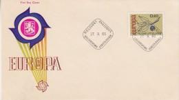 Europa Cept 1965 Finland 1v FDC  (F5691B) - 1965