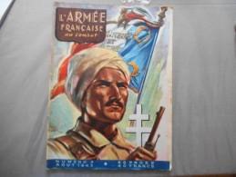 L´ARMEE FRANCAISE AU COMBAT NUMERO 3 AOUT 1945 - Francés