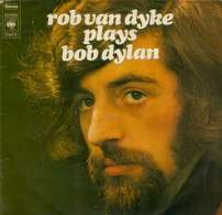 * LP *  ROB VAN DYKE PLAYS BOB DYLAN (Holland 1970) - Jazz