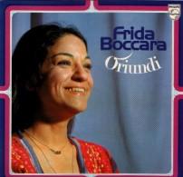 * LP *  FRIDA BOCCARA - ORIUNDI (Holland 1975 EX-!!!) - Vinylplaten