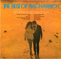 * LP *  THE BEST OF BURT BACHARACH - WHAT THE WORLD NEEDS NOW (Holland 1976 EX!!!) - Disco, Pop