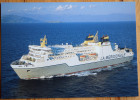 Kalliste - Compagnie Méridionale De Navigation / Ajaccio-Bastia-Marseille - Paquebot / Ferry Boat - (n°2218) - Fähren