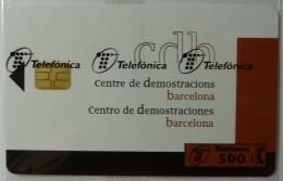 SPAIN - Chip - 500 Units - C D B - P-362 - 11.98 - 7,000ex - Mint Blister - Spain