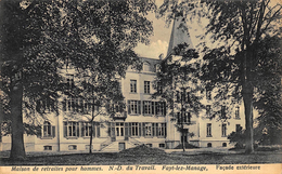 Fayt-lez- Manage      Maison De Retraites Pour Hommes      A   2386 - Manage