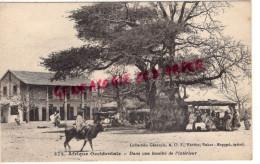 SENEGAL - DANS UNE LOCALITE DE L' INTERIEUR - EDITEUR FORTIER DAKAR  N° 372 - Senegal
