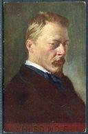 Music Composer Postcard Hugo Wolf - Music And Musicians