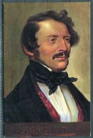 Music Composer Postcard Donizetti - Music And Musicians