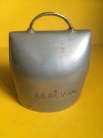 Rare Cloche Sonnaille La Bérarde  8x7x5cm Vache Troupeau Art Populaire ACHAT IMMEDIAT - Bells