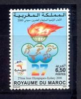Morocco/Maroc 2000 - Stamp  - Olympic Games - Sydney, Australia - Morocco (1956-...)