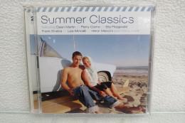 """2 CD """"Summer Classics"""" - Hit-Compilations"""