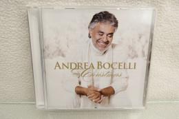 "CD ""Andrea Bocelli"" My Christmas - Christmas Carols"