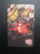 Ferrari F1 Car Racing,mint But Invalided - Autres