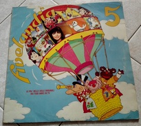 """FIVELANDIA 5 AA.VV. CRISTINA D'AVENA LP -12""""- VINILE - Children"""
