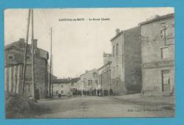 CPA - Le Grand Chemin SAINT-PAL-DE-MONT 42 - Other Municipalities