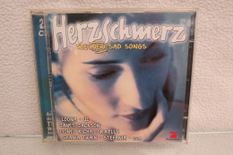 """2 CD """"Herzschmerz"""" The New Sad Songs - Hit-Compilations"""