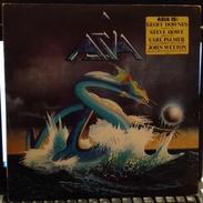 LP –ASIA 1982 DOWNES HOWE PALMER WETTON - Rock