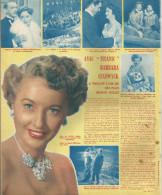 Revue Festival No 260  1954 2 Eme Trimestre Judy Holliday,barbara Stanwyck Jeanne Fusier Gir  ,la Belle De Cadix - Revistas