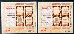 MACEDOINE   Timbres Neufs ** De 1996 ( Ref3999 )  Bienfaisancel - Macédoine