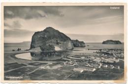 ISLANDE - Vestmannaeyjar, Cachets Navire Ny Alesund Et Kings Bay - Iceland