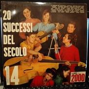 20 SUCCESSI DEL SECOLO NIAGARA 14 Disco LP TONY ARDEN GIUSY VITTORIO VITTI MARIO BATTAINI - Dischi In Vinile