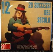20 SUCCESSI DEL SECOLO NIAGARA 12 LP  TONY ARDEN GIUSY VITTORIO VITTI MARIO BATTAINI - Vinyl Records