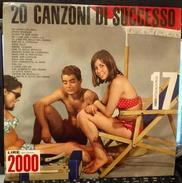 20 SUCCESSI DEL SECOLO NIAGARA 17 LP TONY ARDEN GIUSY VITTORIO VITTI MARIO BATTAINI - Vinyl Records