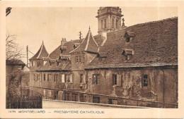 MONTBELIARD - 25 - Presbytère Catholique - ENCH - - Montbéliard