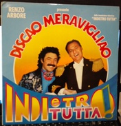 LP – ARBORE DISCAO MERAVIGLIAO 1988 INDIETRO TUTTA FRASSICA - Vinyl Records