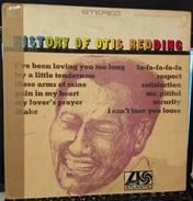 LP – OTIS REDDING 1971 HISTORY OF - Rock