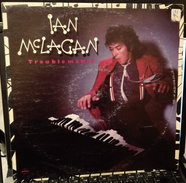LP – TROUBLEMAKER 1979 IAN McLAGAN - Rock