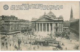 Bruxelles  Bourse De Commerce    Tram - België