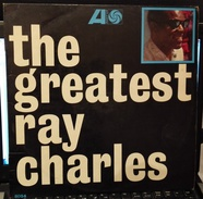LP– THE GREATEST RAY CHARLES 1967 - Rock