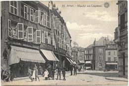 Arlon NA33: Marché Aux Légumes 1920 - Arlon