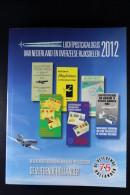 Luchtpost Catalogus 2012 Vliegende Hollander, Full Colour Illustraties688 Pagina's ISBN 978-90-818881-0-03 - Paesi Bassi