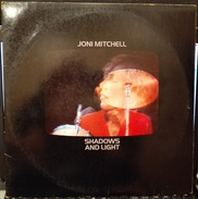 LP JONI MITCHELL SHADOWS AND LIGHT 1980 ASYLUM DOPPIO - Rock