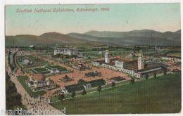 Scottish National Exhibition Edinburgh 1908 Postcard, B486 - Expositions