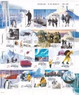Territorio Antartico Australiano Nº 125 Al 144 - Territorio Antártico Australiano (AAT)