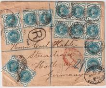 1903, 14 Mal 1/2 Pence , #6218