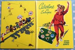 Pierre Probst. Caroline En Europe. Caroline Sur La Lune - Livres, BD, Revues