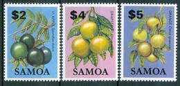 1983 Samoa Frutta Fruit Set MNH** Car26 - Samoa