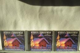 "3 CD ""White Christmas"" The Most Beautiful Christmas Evergreens - Christmas Carols"