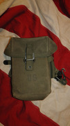Pochette U.S.M1956 Pour Munition De Petite Arme Vietnam - Equipement