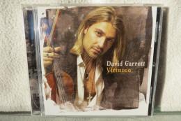 """CD """"David Garrett"""" Virtuoso - Instrumental"""