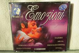 """2 CDs """"The World Of Emozioni"""" Italienische Musik - Musik & Instrumente"""