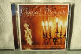 "CD ""Classical Moments"" Musik Für Unvergessliche Augenblicke - Hit-Compilations"