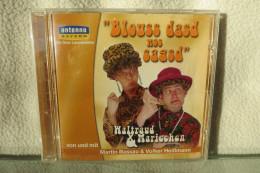 """CD """"Waltraud & Mariechen"""" Blouss Dasd Wos Sagsd - Humour, Cabaret"""