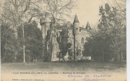 SAVIGNAC SUR L'ISLE Près LIBOURNE - Château De SAVIGNAC - France
