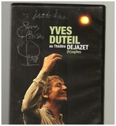 Yves Duteil    Au Théatre  Dejazet Fragiles - DVD Musicaux